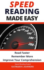 How to speed read book cover