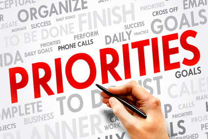 How To Make Wise Choices When You Set Priorities