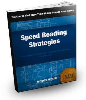 Speed Reading Strategies Book